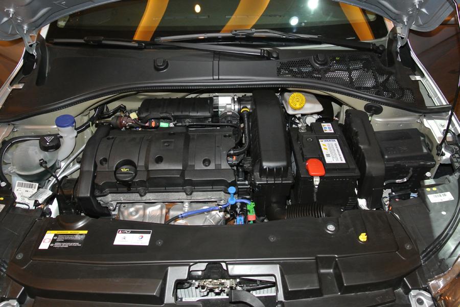 ситроен с элизе двигатель