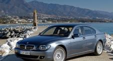 BMW 7 (E65)