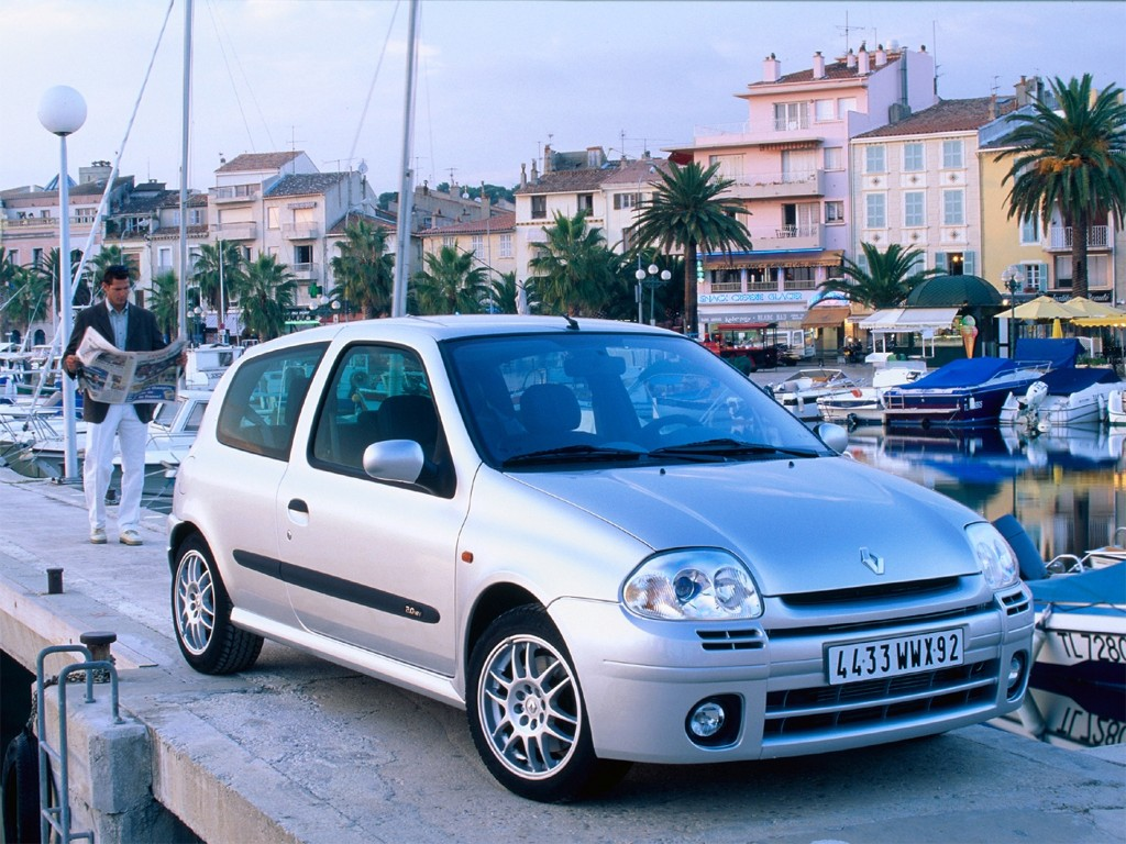 Renault Clio RS '1999–2001