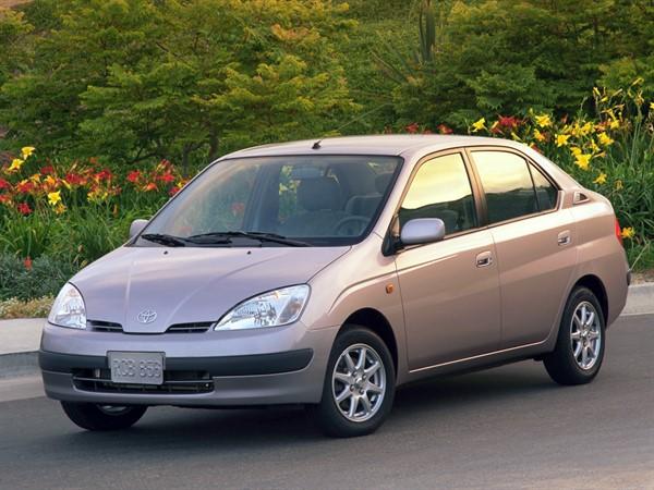 Toyota Prius (NHW10) '1997–2000