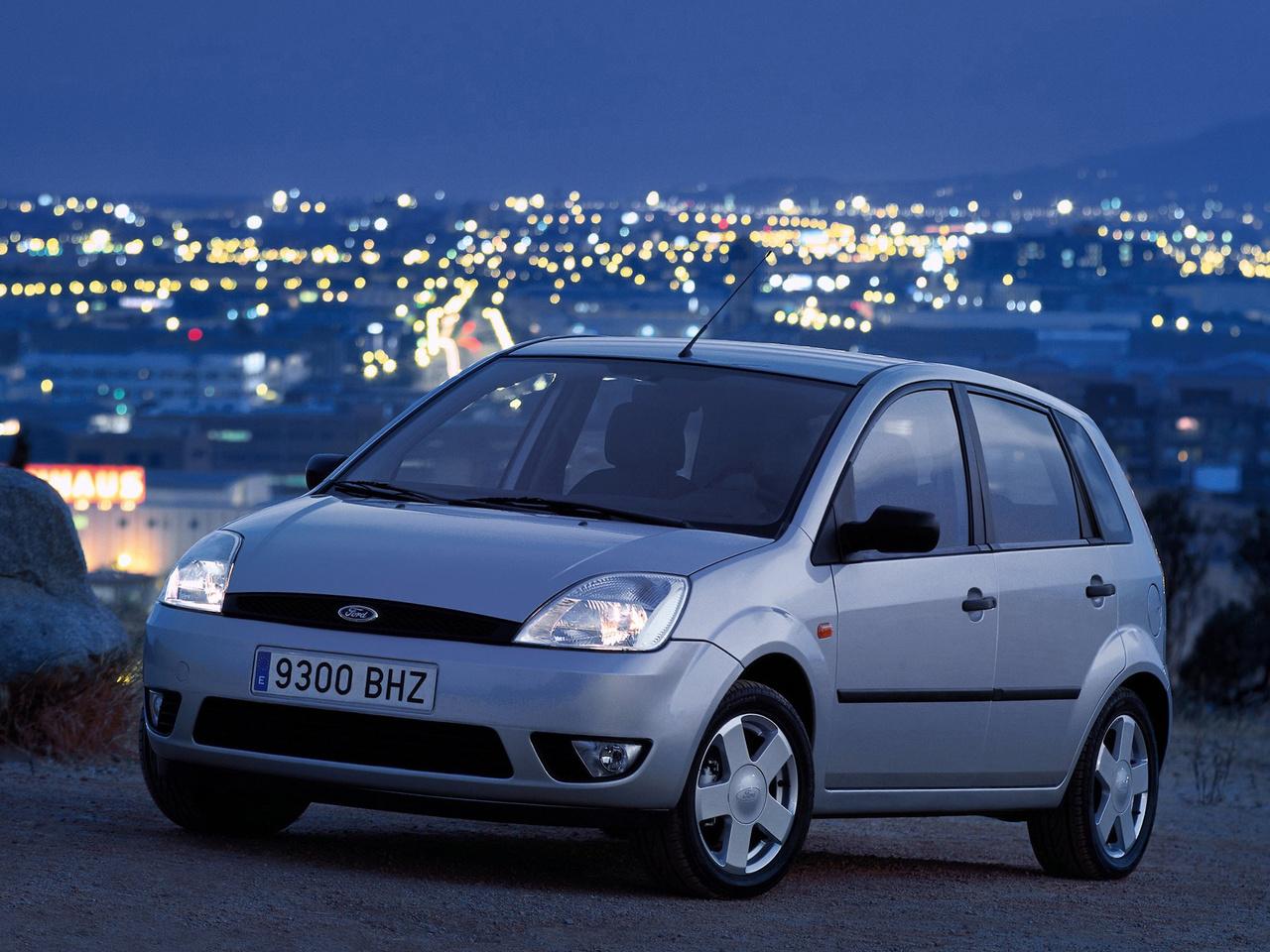 Фотографии автомобилей Ford Fiesta / Форд Фиеста (1999 ...