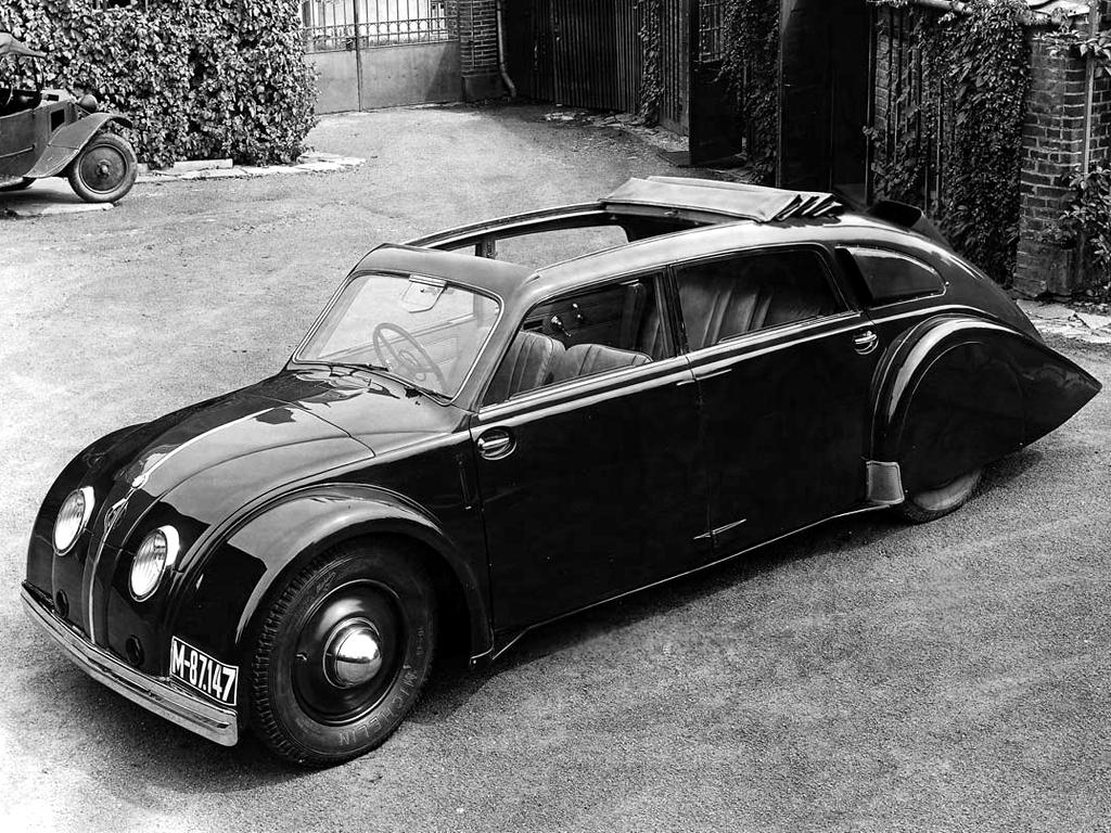 Tatra T77 1934 года