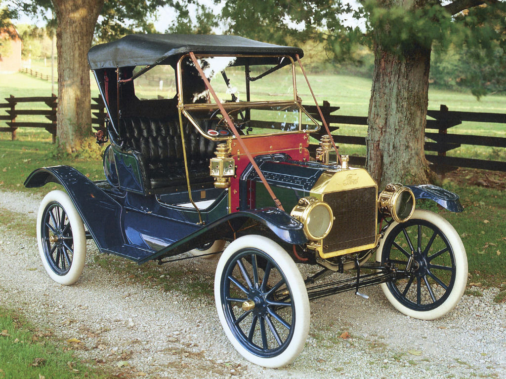 Ford Model T Runabout '1912