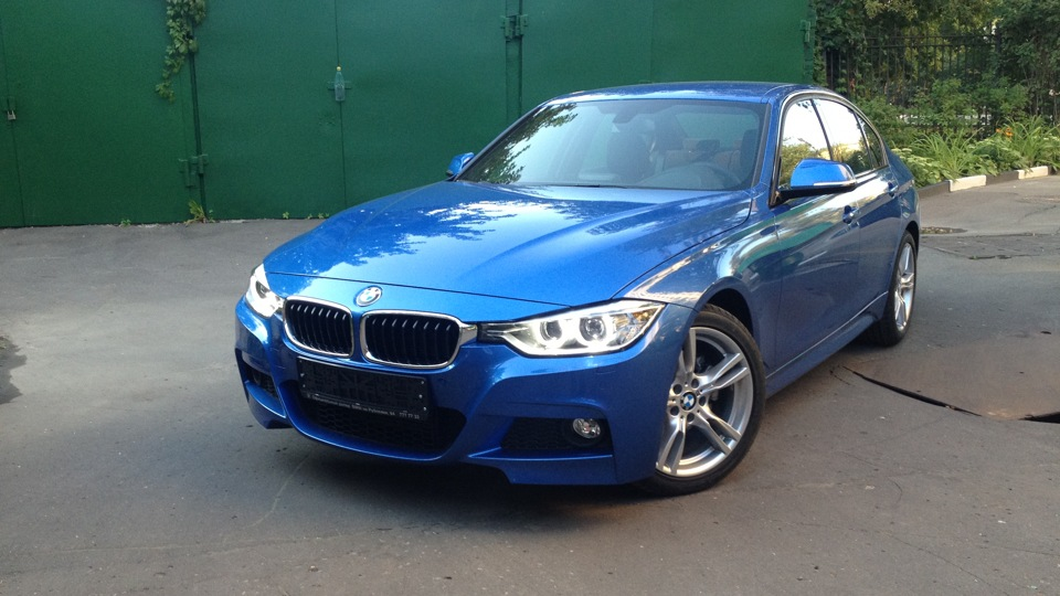 BMW 3-Series M-Sport Package