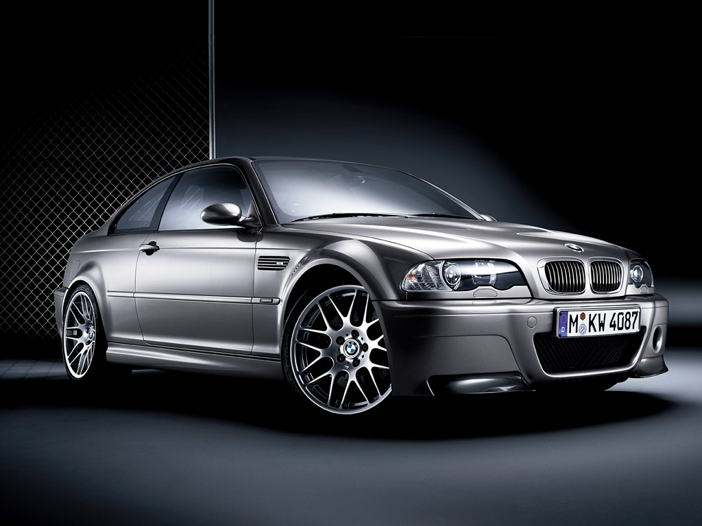 BMW M3 CSL Coupe 2003