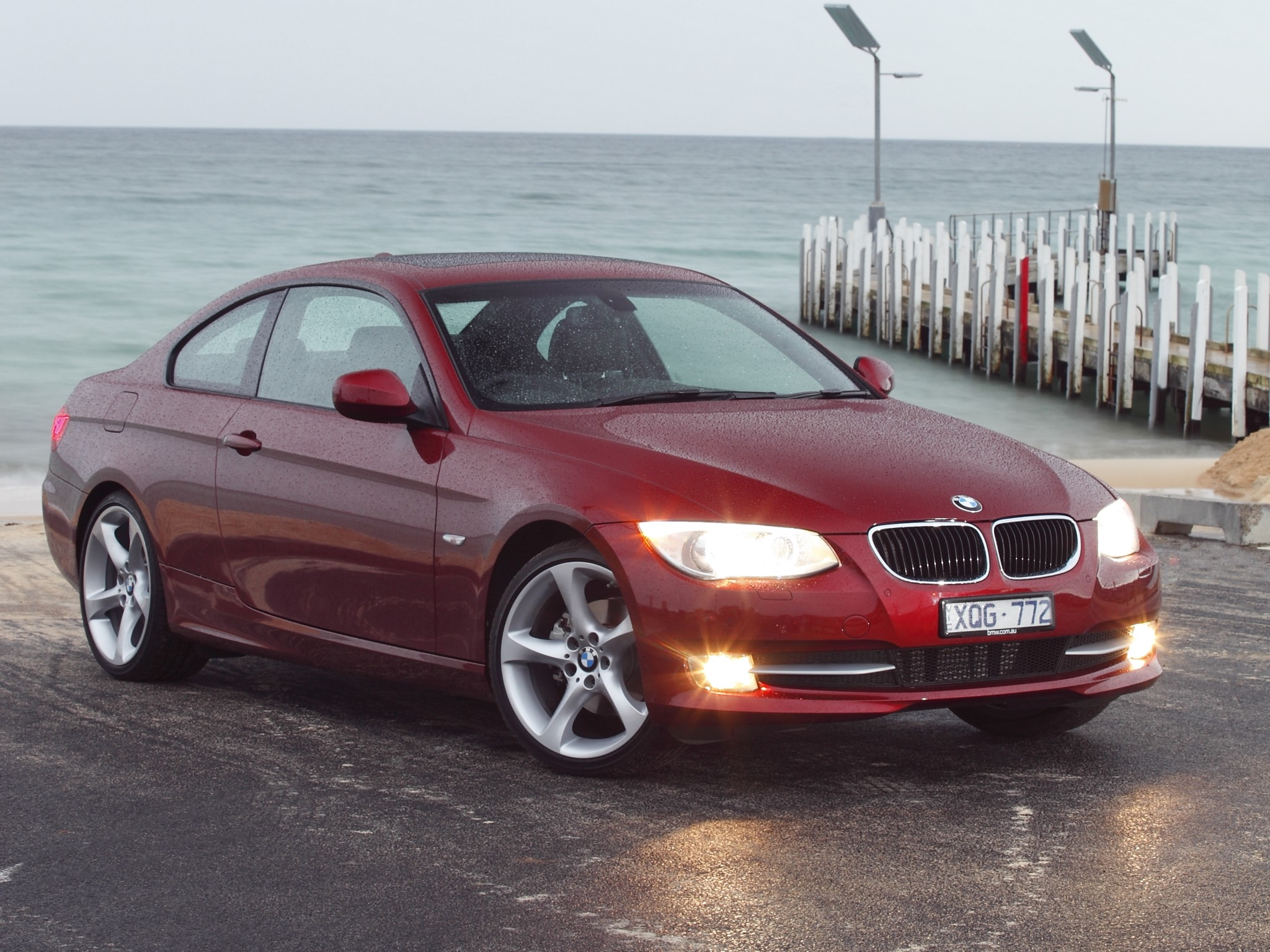 BMW 320D Coupe E90