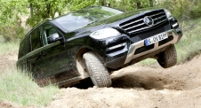 Mercedes-Benz ML (W166) 2011–15