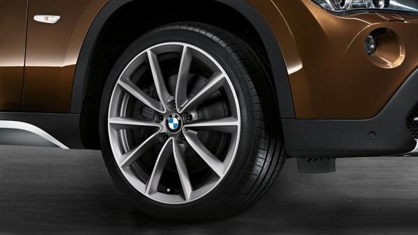Легкосплавный диск BMW