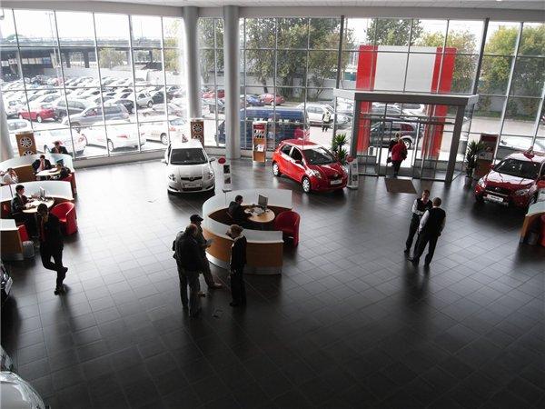 Как купить машину в салоне