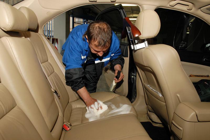 Химчистка для автомобиля своими руками