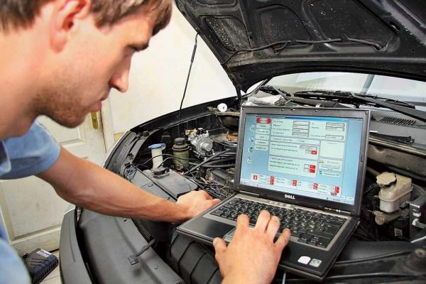 Где сделать компьютерную диагностику двигателя
