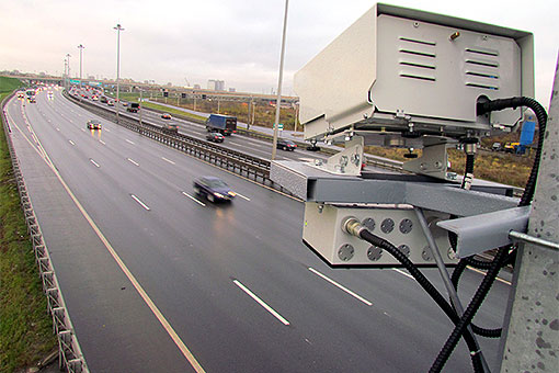 Камера видеофиксации ГИБДД