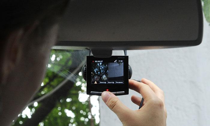 видеорегистратор kenwood kca-dr300 обзор