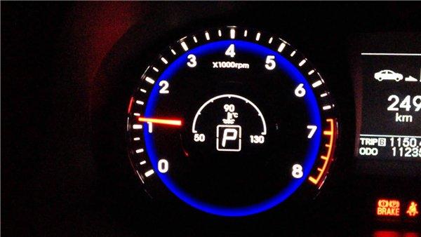 mazda 6 на газу прыгают обороты на бензине нормально