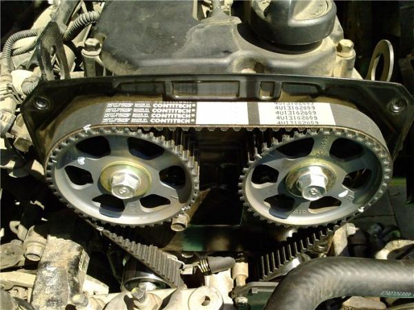 Цепь ГРМ в двигателе TSI