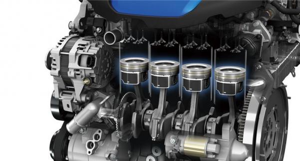 Вибрация двигателя