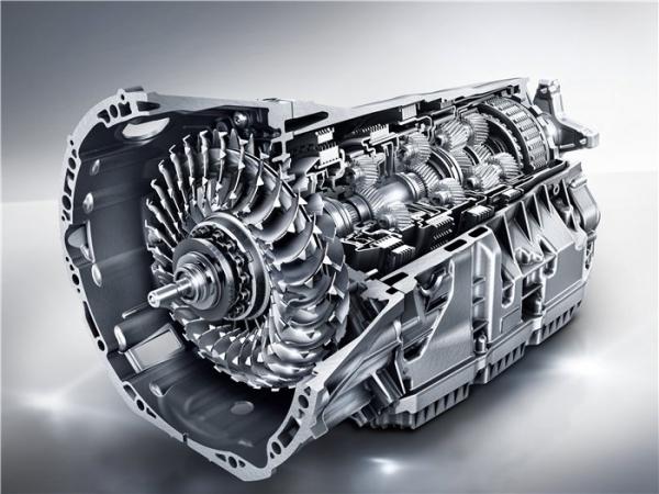 9-ступенчатая АКПП 9G-TRONIC от Mercedes-Benz
