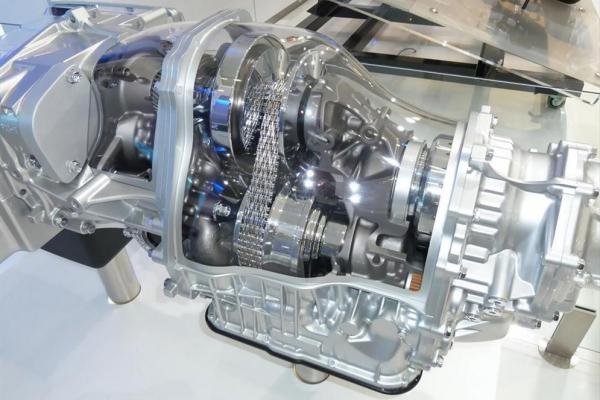 Вариатор Subaru Lineatronic с цепью