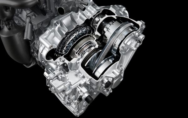 Вариатор Nissan-XTRONIC-CVT
