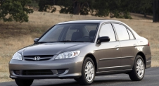 Honda Civic (VII) 2000-2005