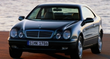 Mercedes-Benz CLK (C208) 1997–2002