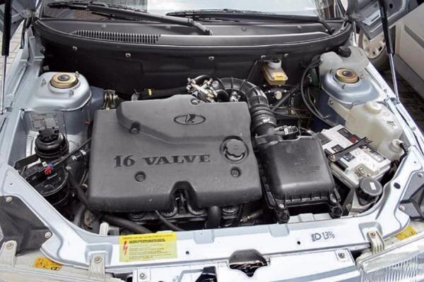 16-клапанный двигатель 1.6 ВАЗ 21124