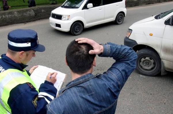 Какое наказание грозит владельцу транспортного средства за оставление места ДТП