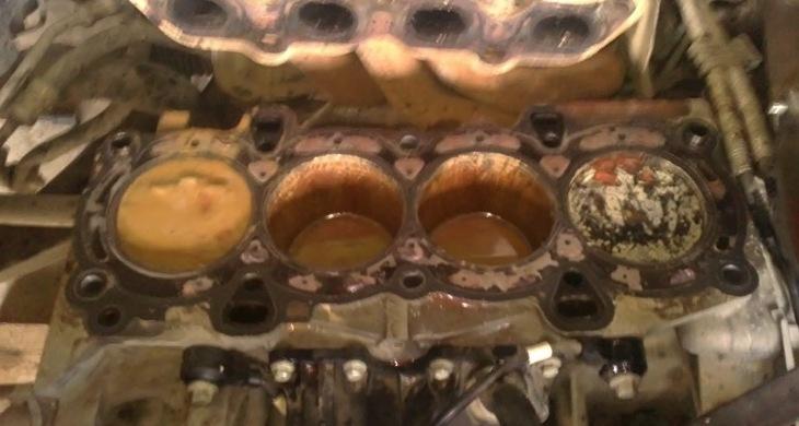 Гидроудар двигателя: что это такое, последствия и что делать