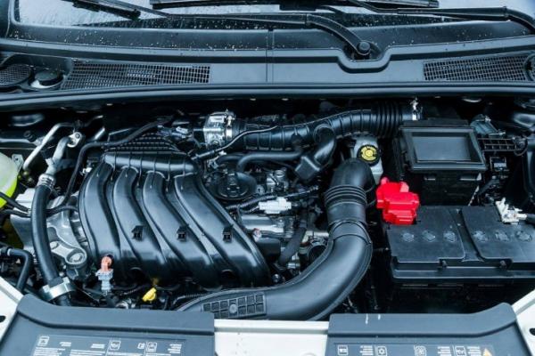 Двигатель HR16DE под капотом Lada XRay