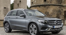 Mercedes-Benz GLC (X253) 2015–н.в.