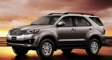 Toyota Fortuner (AN50-60) 2005–2015