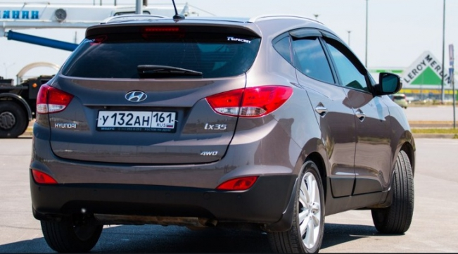Два повода отказаться от покупки бензинового Hyundai ix35