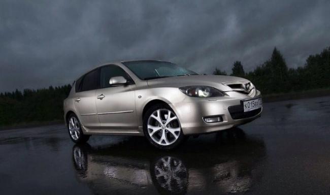 Mazda 3 BK - достоинства и недостатки, советы при покупке