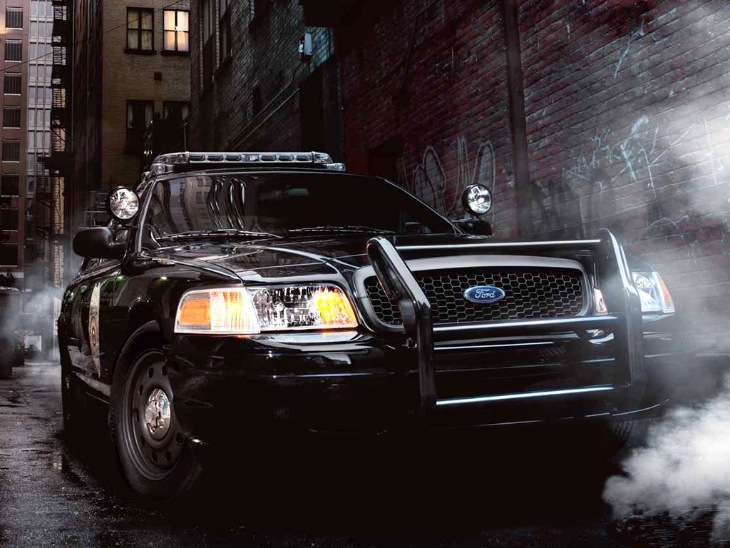 Ford Crown Victoria P71 2001-2011