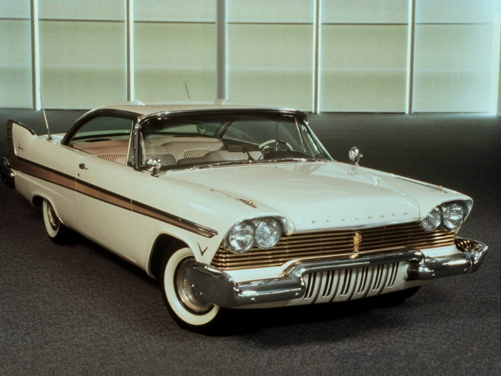 Plymouth Fury Sport Coupe