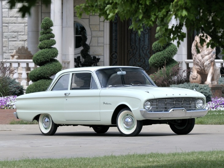 Ford Falcon Coupe 1960