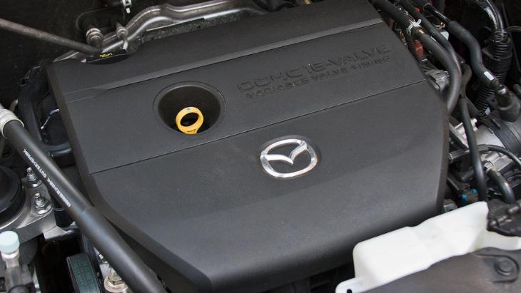 Двигатель 2.5 Mazda CX-7