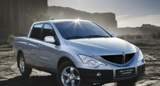 SsangYong Actyon Sports (2006–2012)