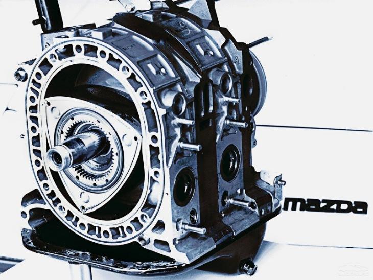 Роторный двигатель 1.3