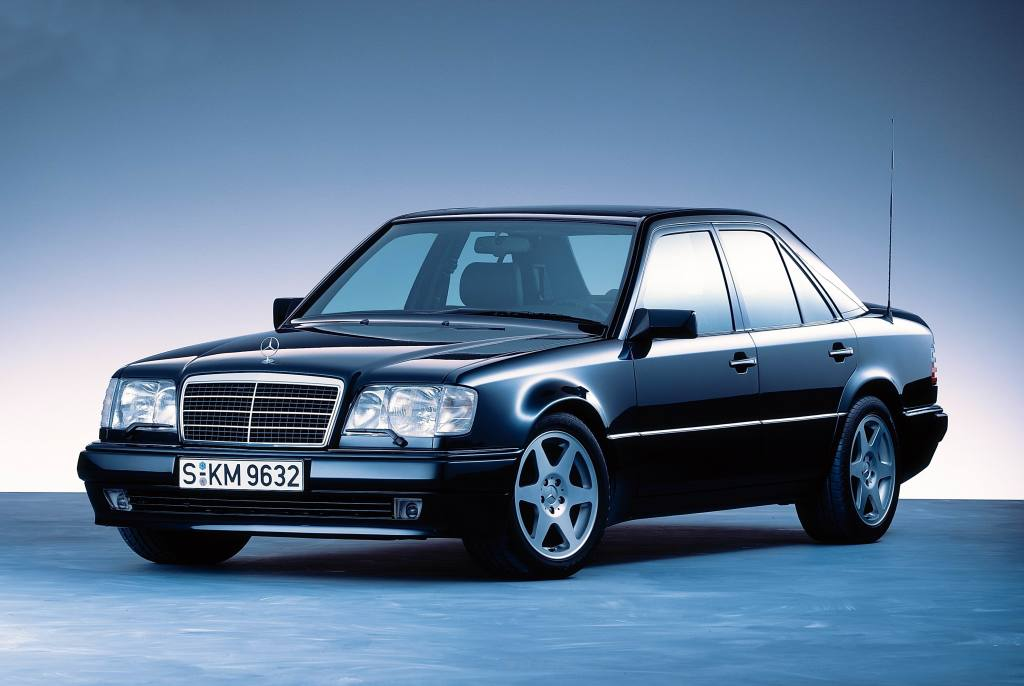 Mercedes-Benz E 500 Limited (W124) 1994–95