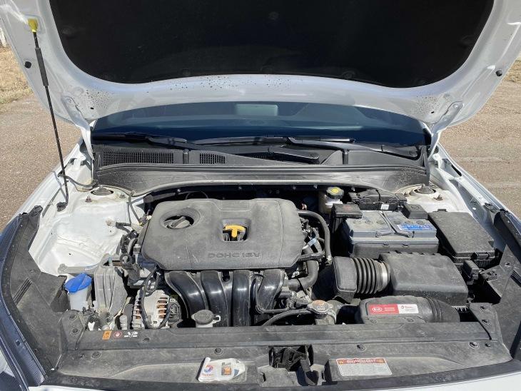 Двигатель 2.0 G4NA