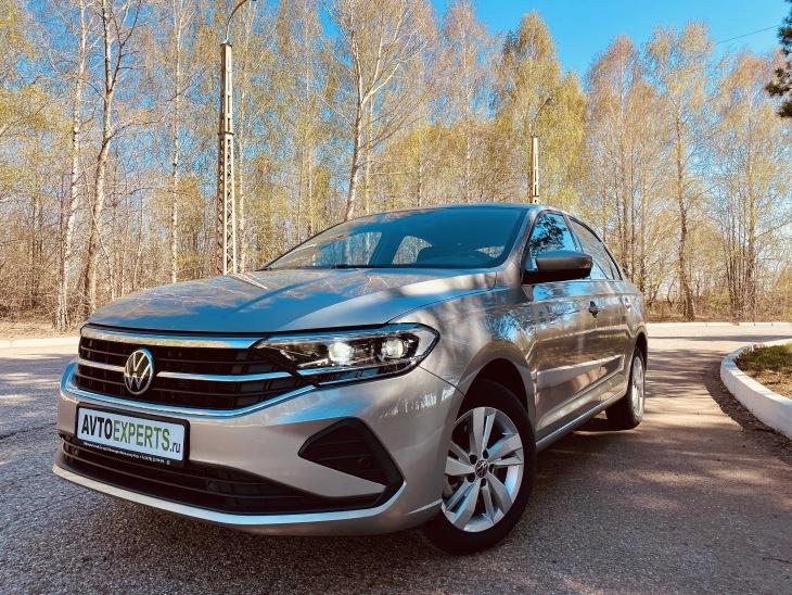 Volkswagen Polo Лифтбек 2021