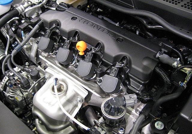 honda civic двигатель цепь или ремень