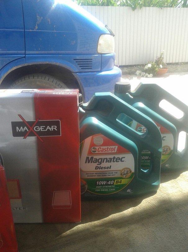 Моторное масло для фольксваген транспортер т4 дизель работа на конвейере хендай