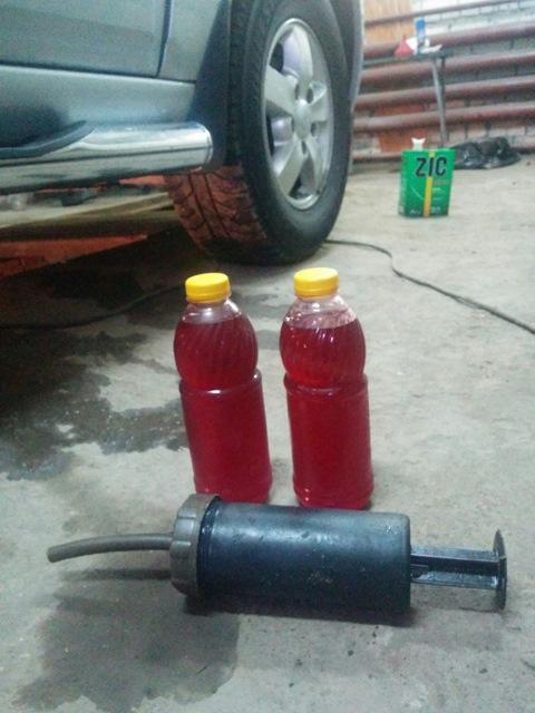 какое масло заливать в раздатку kia sorento