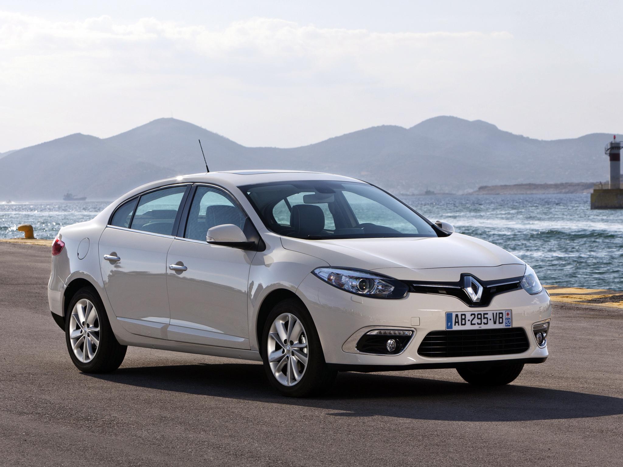 Что лучше: Kia Rio или Renault Fluence?