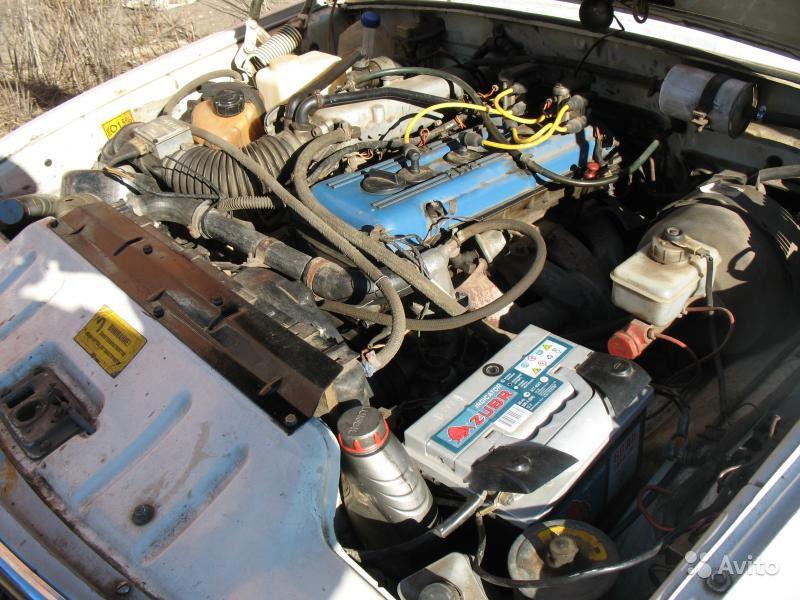 Двигатель газ 31105 инжектор