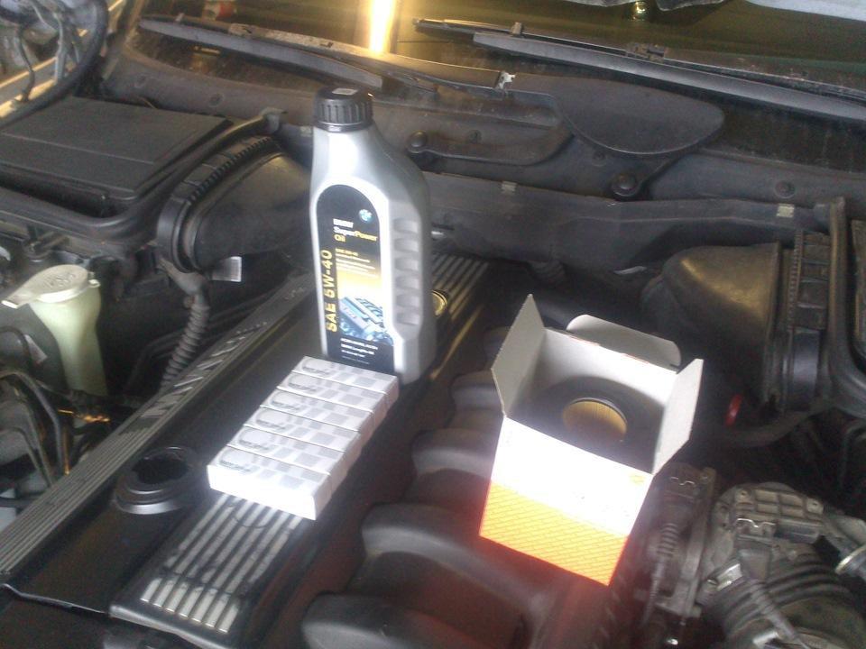 BMW e60 какое масло лить в акпп