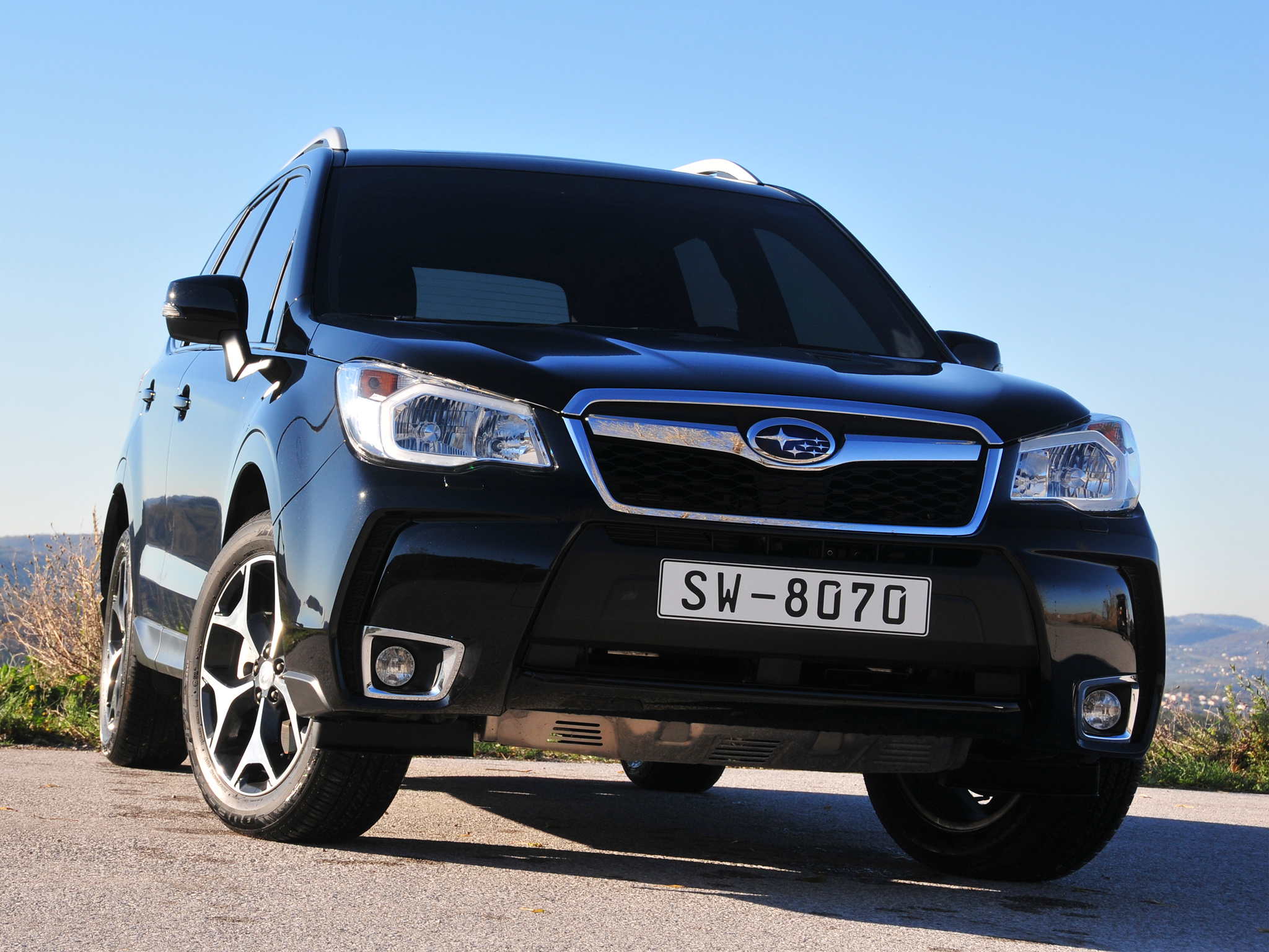 Subaru Forester New 2013